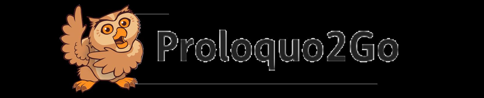 logo proloquo2go