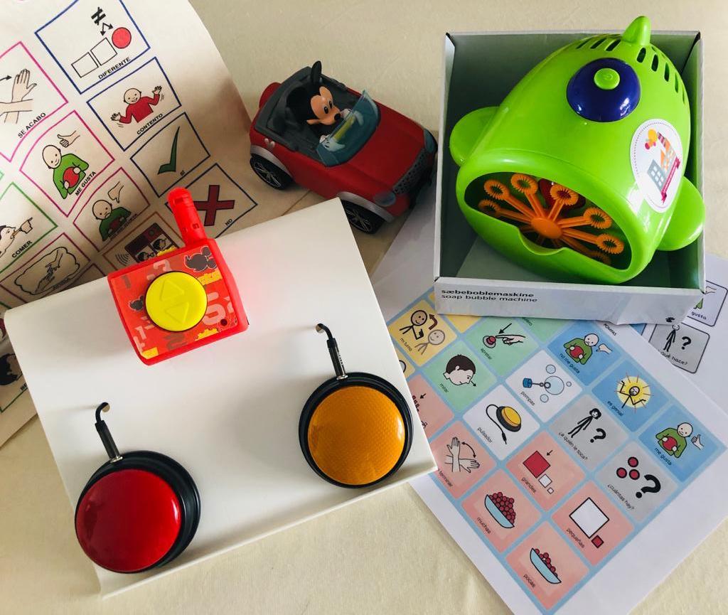juguetes adaptados